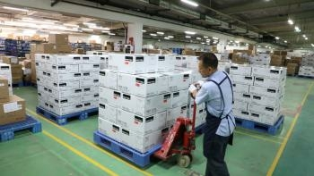 Rotel warehouse