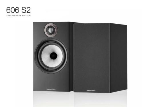 606 S2 Anniversary Edition Fekete polc hangfal
