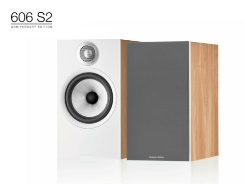 606 S2 Anniversary Edition Tölgy polc hangfal