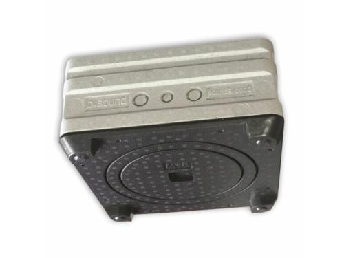 BB 125C Beépítő doboz