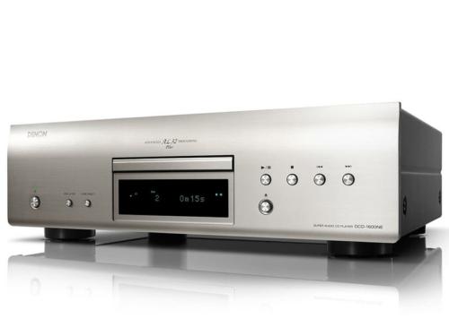 Denon DCD-1600NE CD/SACD lejátszó ezüst