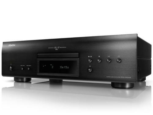 Denon DCD-1600NE CD/SACD lejátszó fekete