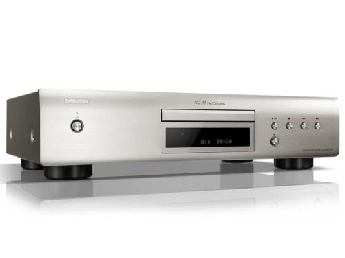 Denon DCD-600NE CD lejátszó ezüst