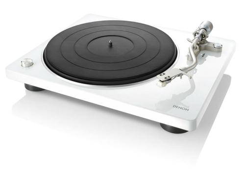 Denon DP-400 lemezjátszó fehér