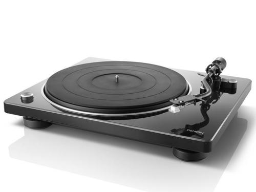 Denon DP-400 lemezjátszó fekete