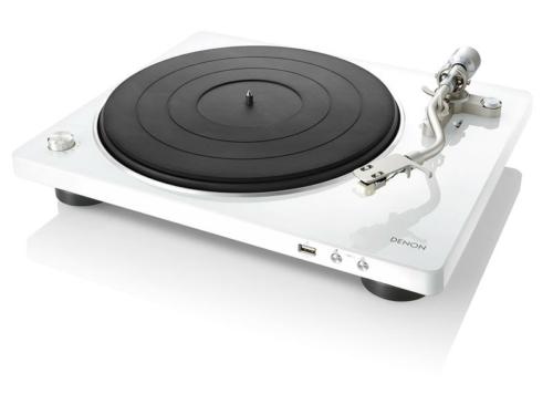 Denon DP-450USB lemezjátszó fehér