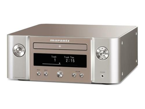 Marantz Melody X MCR-612 ezüst Sztereó CD-Network receiver