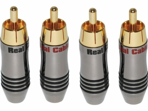 Real Cable R6872-2C-6/4PCS